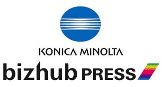 Konica Minolta C1070 Bizhub Press logo